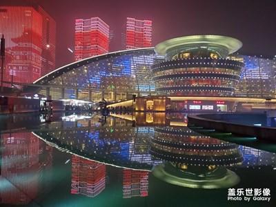 夜拍__杭州国际美食节,S10