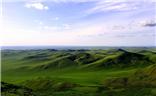 乌珠穆沁天堂草原