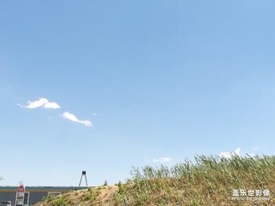 【色彩系列之白色】蓝天白云
