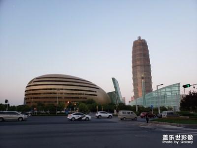 郑州风景(白天)