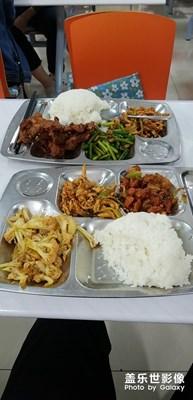 大学食堂餐