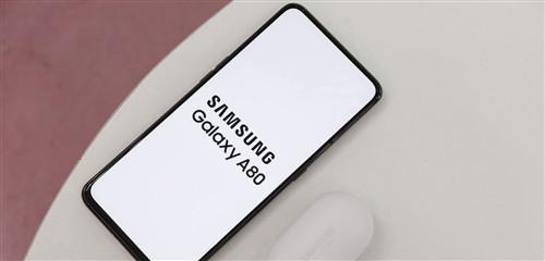 Galaxy A80精致图赏