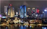 宁波外滩夜景