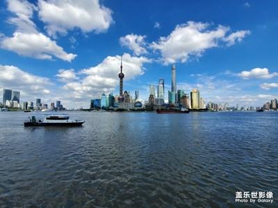 【城市足印】+蓝色上海