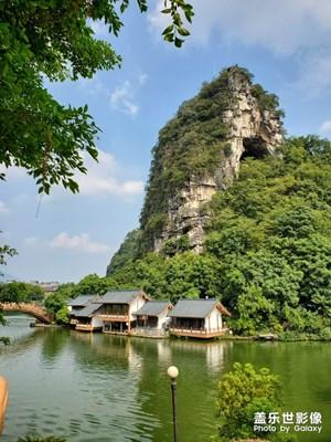 桂林木龙湖