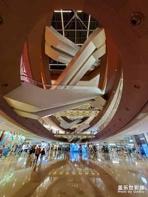 S10+超广角镜头下的的建筑美学