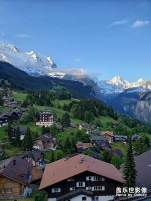瑞士,一个景色很美,饭不好吃的地方