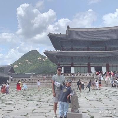 韩国首尔游