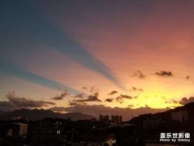 【最夏天】+夏日天空