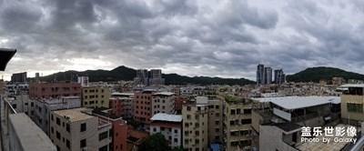 一年又一年的台风天
