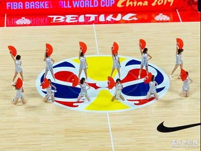 2019 FIBA 世界杯来球赛