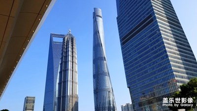 这里是上海