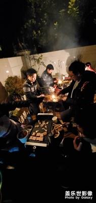 【秋日一餐】+自助烧烤