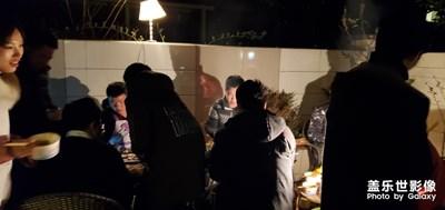 【秋日一餐】+自助烧烤!