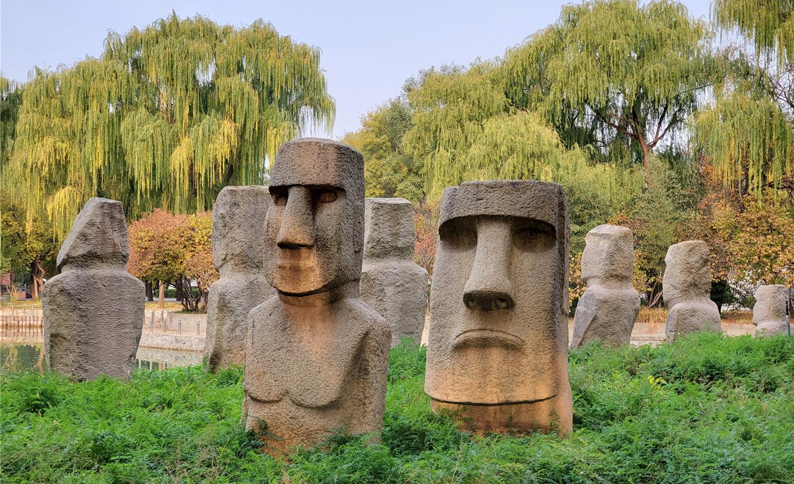 北京世界公园即景之一