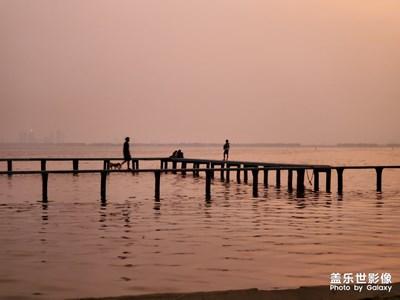 武汉最大露天游泳池