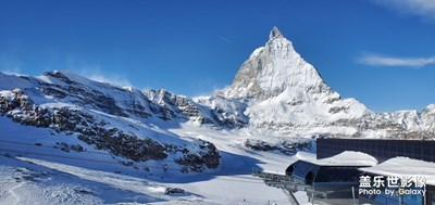瑞士马特洪峰