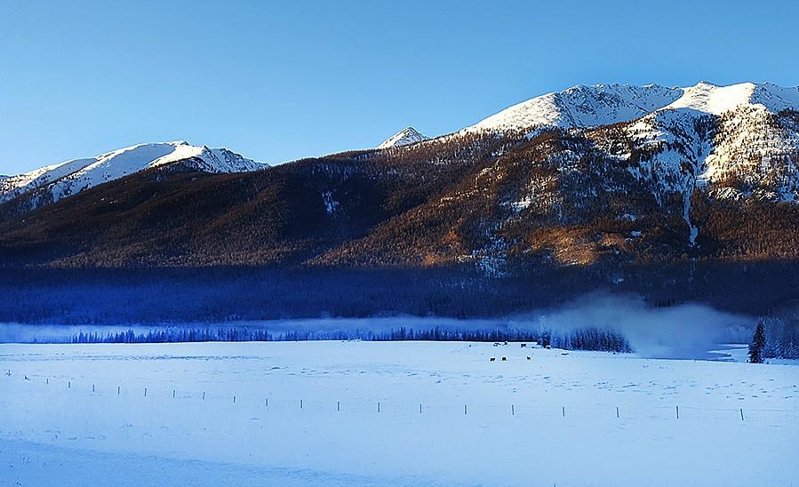[缤纷世界]——如梦似幻的雪景
