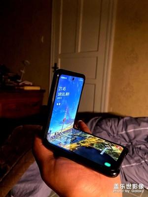 我的Galaxy Z flip