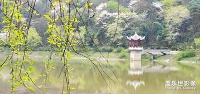 贵阳 长坡岭森林公园小游