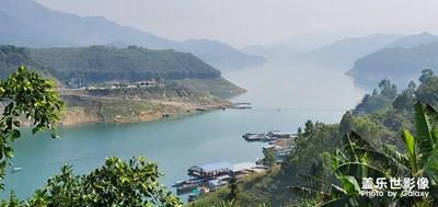 兴义-万峰湖,国内五大淡水湖,被低估的旅游景点