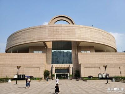 上海博物馆,匆匆一瞥