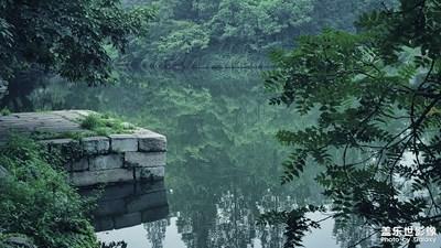 雨后颐和园