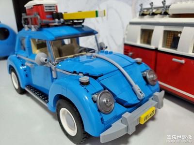 60年代版大众甲壳虫已备好,向海滩进发吧!