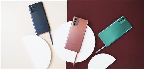 三星Galaxy Note20丨20 Ultra 5G美图赏