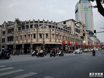 中国骑楼城