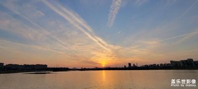 【天空的色彩】+夕阳西下