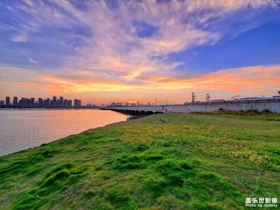 【天空的色彩】+夕阳下天空