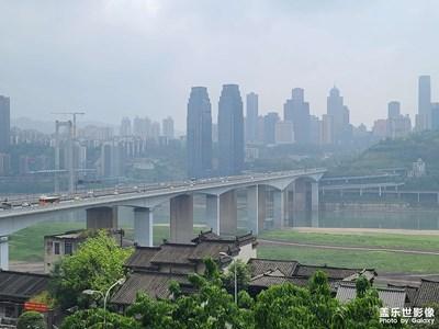重庆长江一号大桥