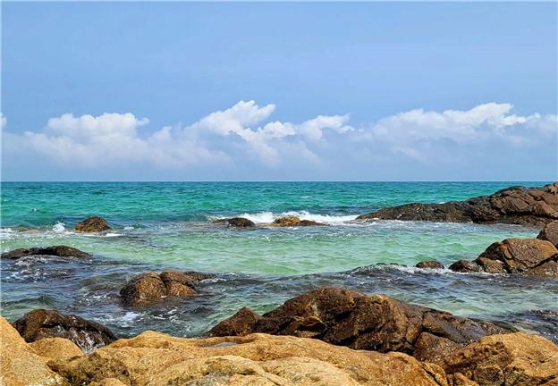 【新春星色彩】见海是海