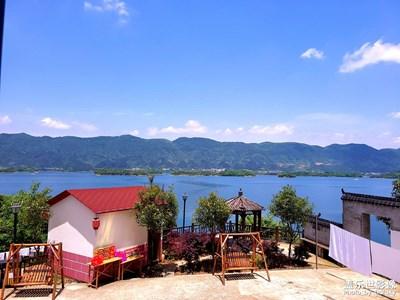 黄石仙岛湖游记
