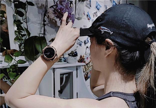 Samsung Galaxy Watch3,健康和运动的贴心小助手