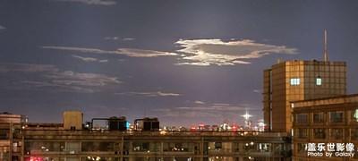 八月十六云遮月