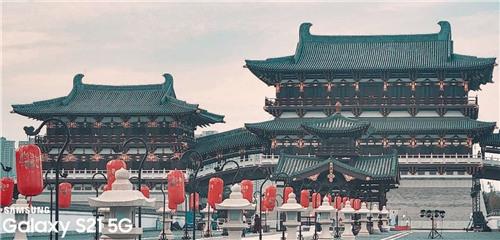 洛阳九州池、应天门