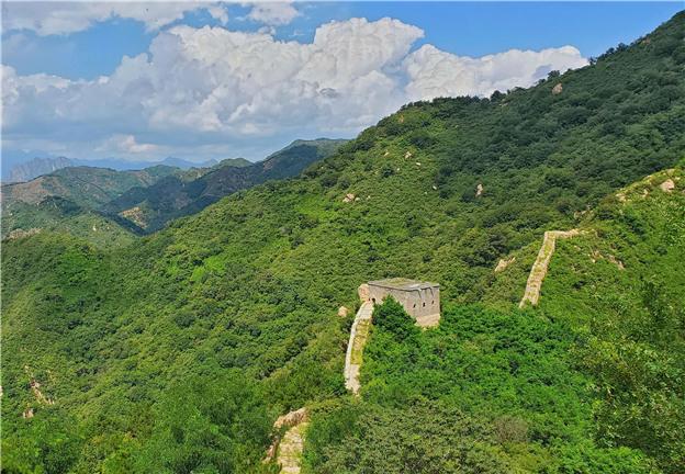 大石峪长城(二)
