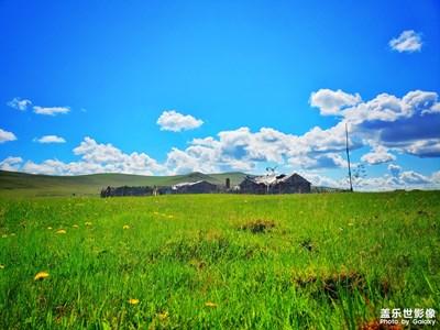 【中国最美瞬间】呼伦贝尔,草原的童话