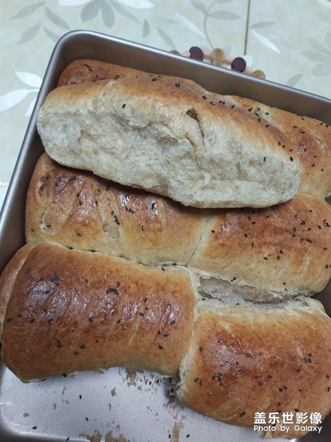 美食记_自做面包
