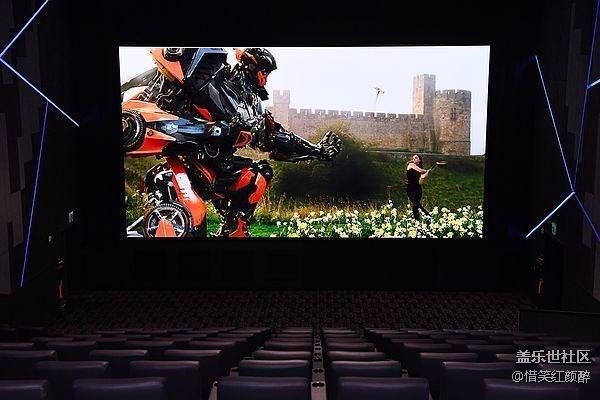 三星 推出 cinema led 电影院显示屏
